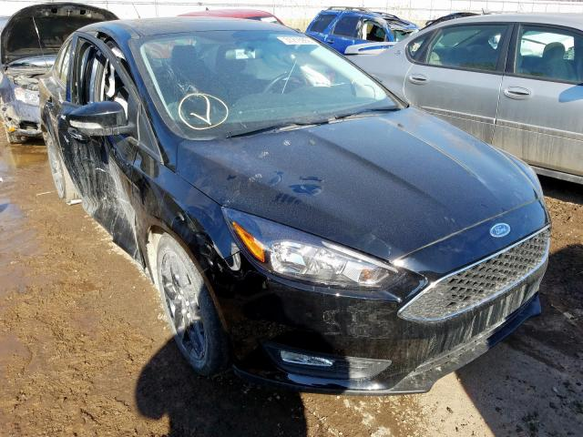 Salvage 2016 FORD FOCUS - Small image. Lot 31215950
