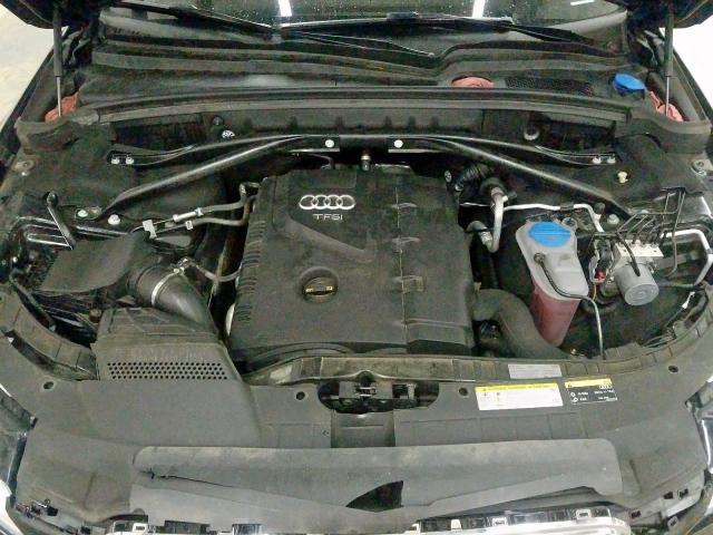 2016 Audi Q5 PREMIUM PLUS   Vin: WA1L2AFP0GA071313