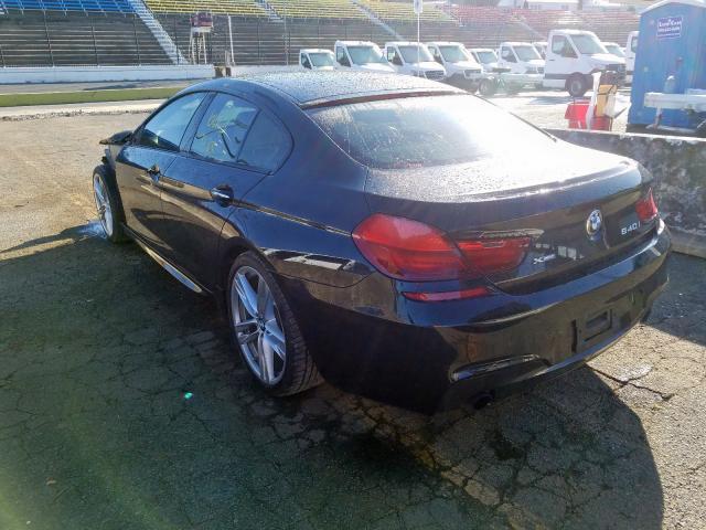 2015 BMW 6 series | Vin: WBA6B8C56FD453399