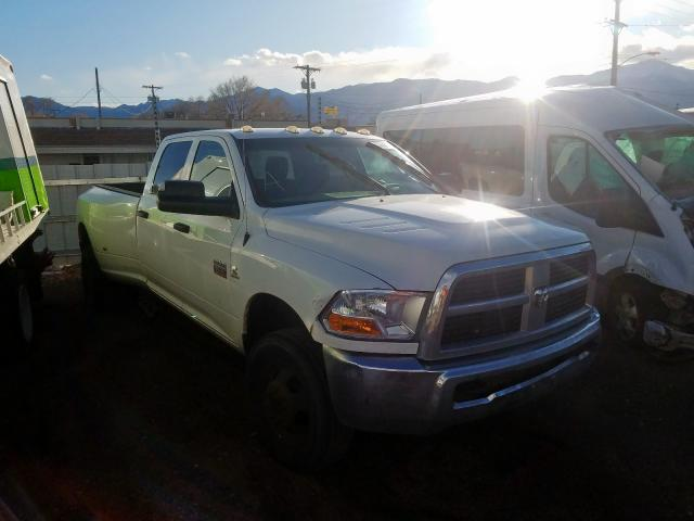 Dodge RAM 3500 S salvage cars for sale: 2012 Dodge RAM 3500 S