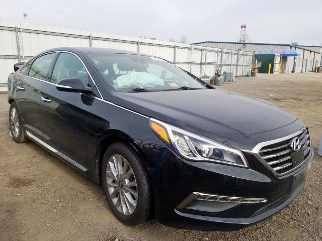 2015 Hyundai Sonata Sport for sale in Finksburg, MD