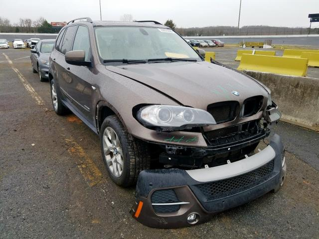 Salvage cars for sale from Copart Concord, NC: 2013 BMW X5 XDRIVE3