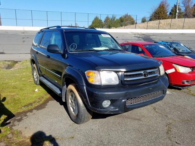 Used 2002 TOYOTA SEQUOIA - Small image. Lot 26920169