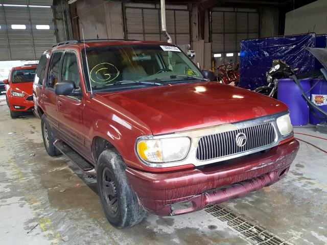 Mercury salvage cars for sale: 1998 Mercury Mountainee