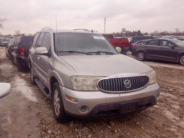 Salvage cars for sale from Copart London, ON: 2007 Buick Rainier CX