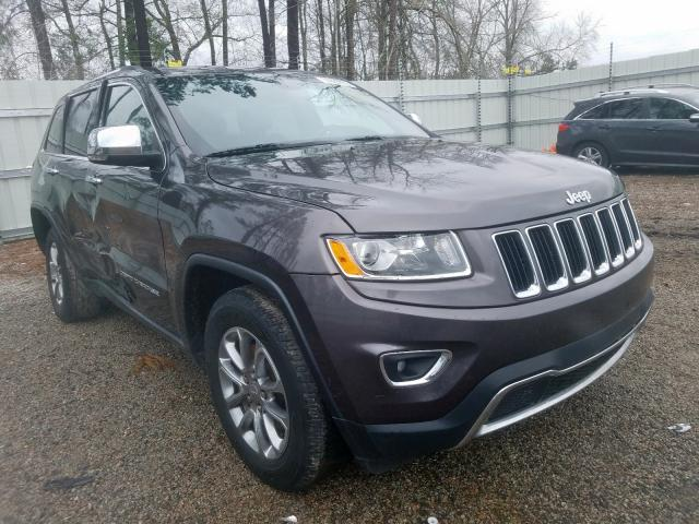 2015 Jeep Grand Cherokee for sale in Harleyville, SC