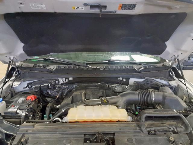 1FTEX1EP4HFB09227 2017 FORD F150 SUPER CAB