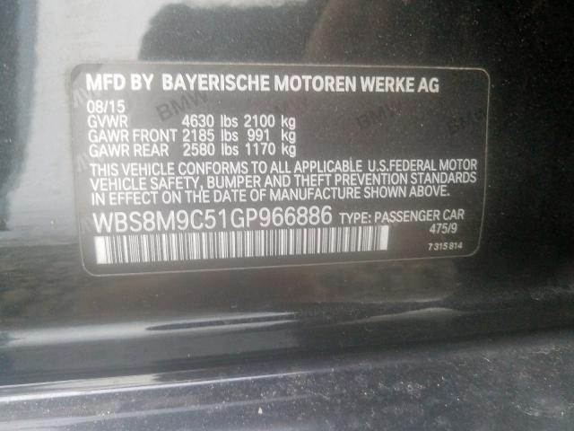 WBS8M9C51GP966886