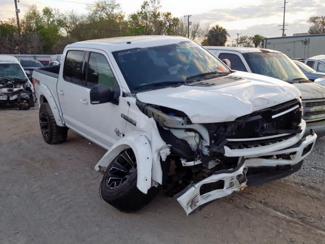2018 Ford F150 | Vin: 1FTEW1E57JFB60373