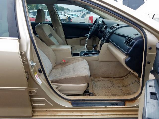 4T1BD1FK6CU021410 - 2012 Toyota Camry Hybr 2.5L close up View
