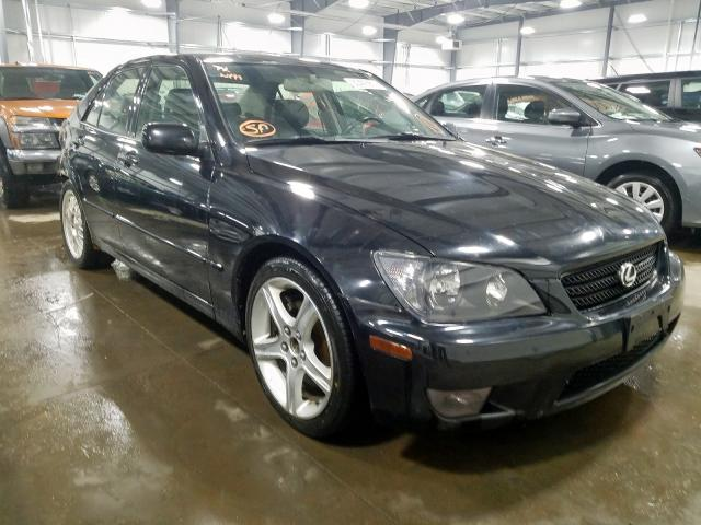 Lexus salvage cars for sale: 2003 Lexus IS 300