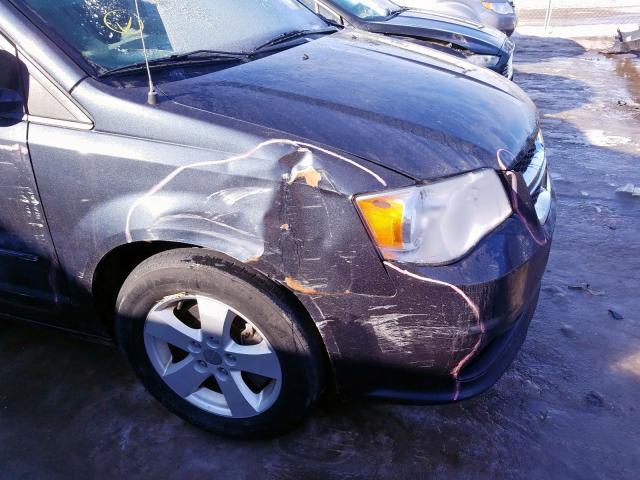 2013 Dodge GRAND | Vin: 2C4RDGBG6DR602010
