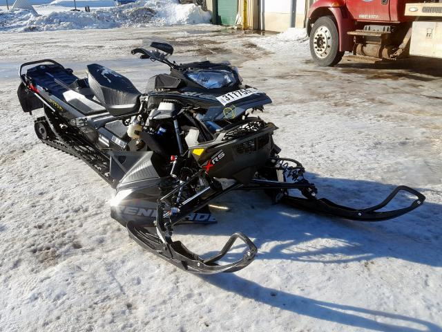 Skidoo salvage cars for sale: 2018 Skidoo Renegade