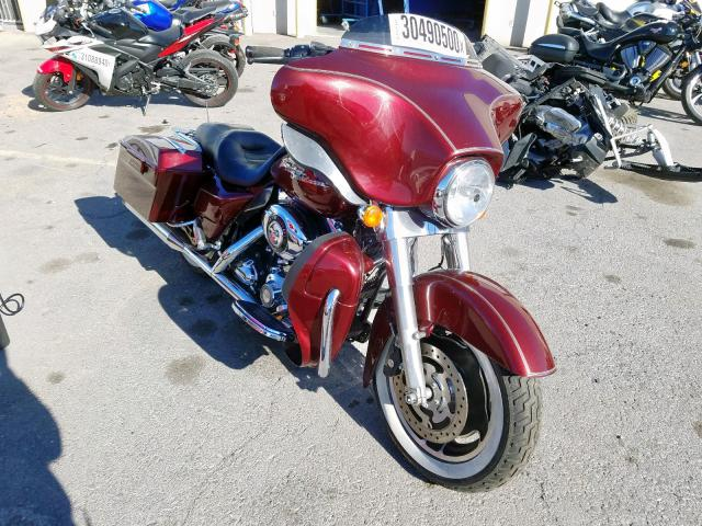 Salvage cars for sale from Copart Las Vegas, NV: 2008 Harley-Davidson Flhx