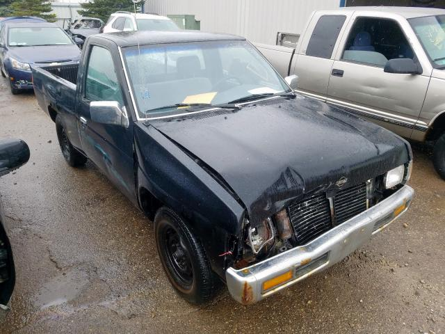 Nissan Truck E/XE salvage cars for sale: 1995 Nissan Truck E/XE