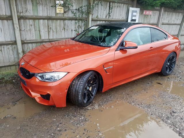 BMW M4 S-A - 2014 rok
