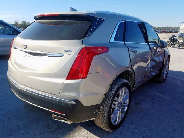 2017 Cadillac  | Vin: 1GYKNCRSXHZ184591