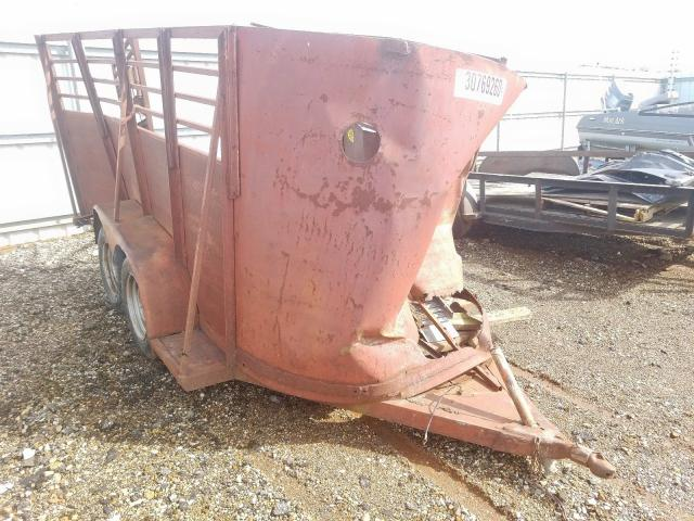 Salvage 2000 HORS TRAILER - Small image. Lot 30769260