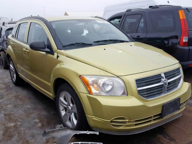 Vehiculos salvage en venta de Copart Brighton, CO: 2010 Dodge Caliber SX