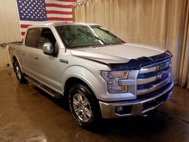 2015 Ford F150 | Vin: 1FTEW1EFXFKE87311
