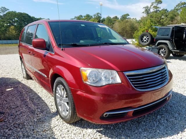 2014 Chrysler  | Vin: 2C4RC1BG8ER217131