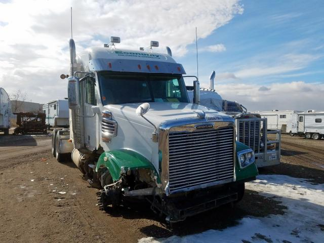 Freightliner 122SD salvage cars for sale: 2018 Freightliner 122SD