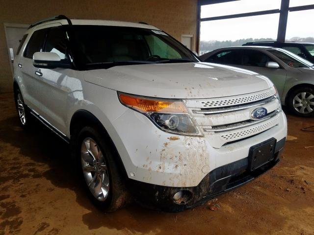 Salvage 2012 FORD EXPLORER - Small image. Lot 31383380