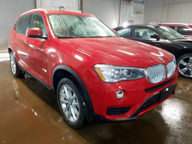 2016 BMW X3 XDRIVE2 for sale in Elgin, IL