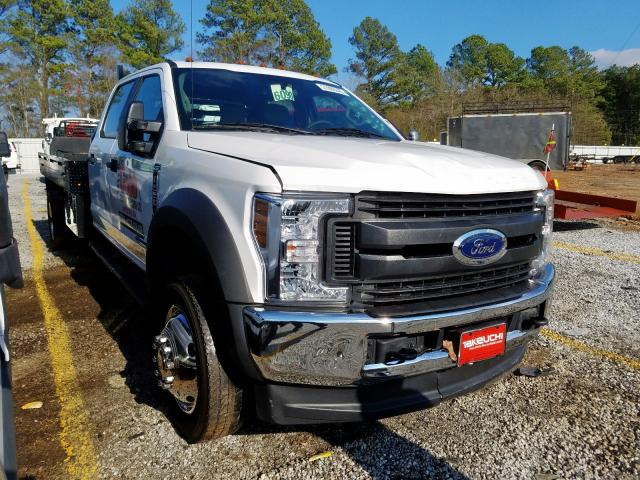 Ford F550 Super salvage cars for sale: 2019 Ford F550 Super