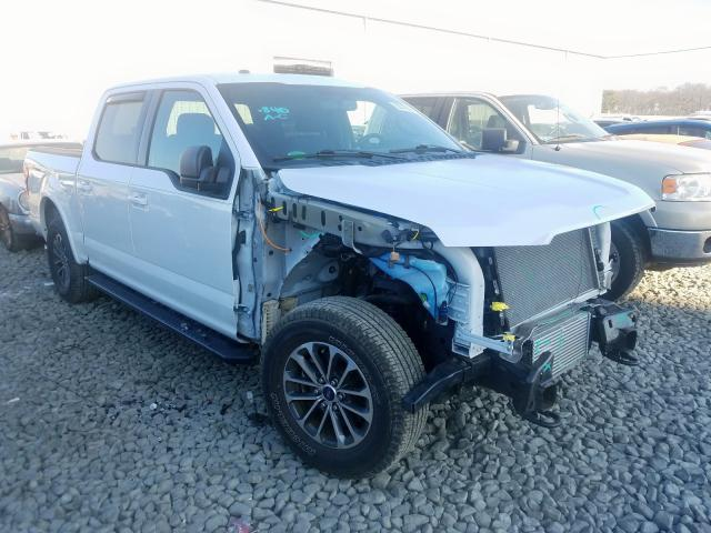 2018 Ford    Vin: 1FTEW1EP4JFB78167