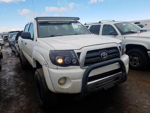 Toyota Tacoma DOU salvage cars for sale: 2006 Toyota Tacoma DOU