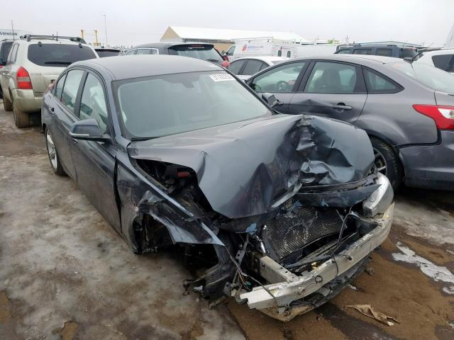 BMW 320 I Xdrive salvage cars for sale: 2014 BMW 320 I Xdrive