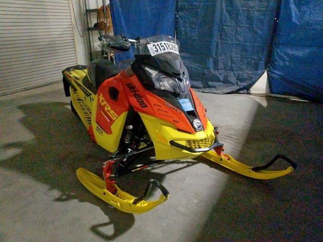 Skidoo salvage cars for sale: 2015 Skidoo Renegade