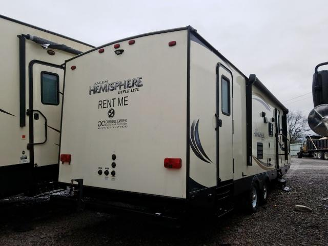 2000 ORS CAMPER - Right Rear View