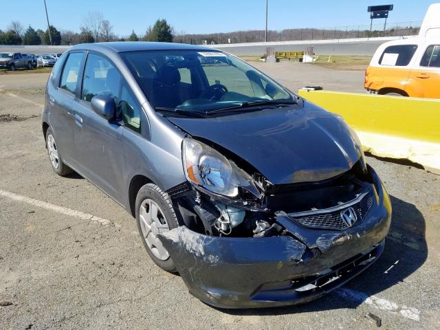 Salvage 2013 HONDA FIT - Small image. Lot 32003780