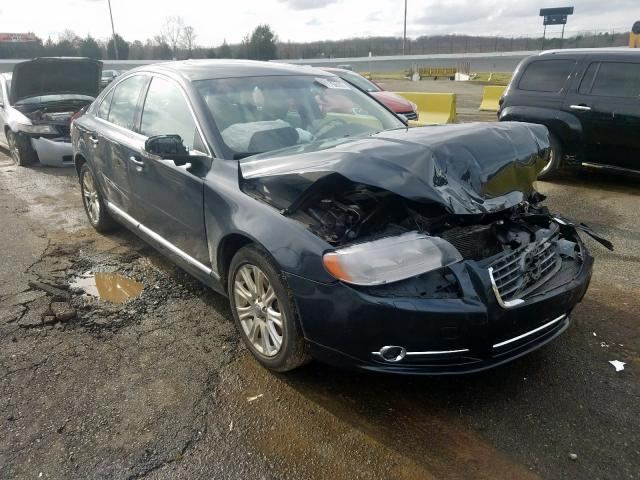 Volvo S80 3.2 salvage cars for sale: 2011 Volvo S80 3.2