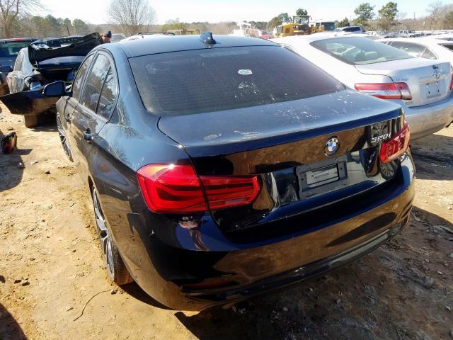 2016 BMW 3 series | Vin: WBA8E1G52GNU10224