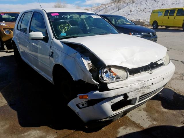 Salvage cars for sale from Copart Littleton, CO: 2004 Volkswagen Golf GL