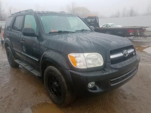 Used 2006 TOYOTA SEQUOIA - Small image. Lot 31786240
