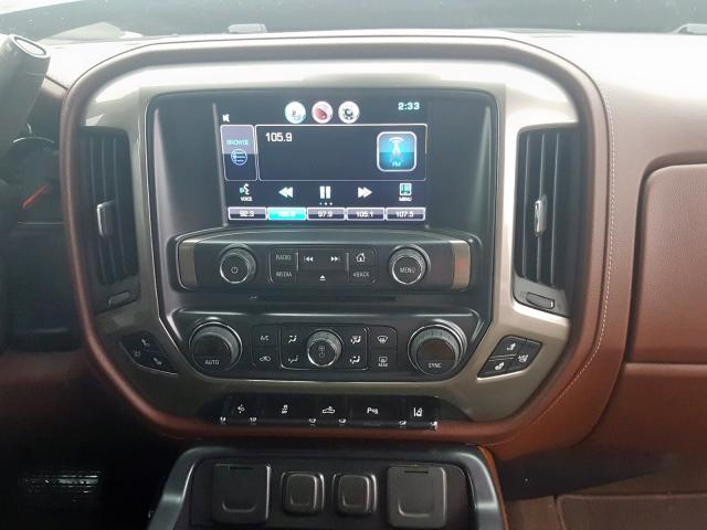 3GCUKTEC1FG203774 2015 CHEVROLET SILVERADO K1500 HIGH COUNTRY