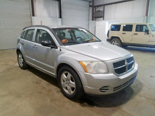 Dodge salvage cars for sale: 2009 Dodge Caliber SX