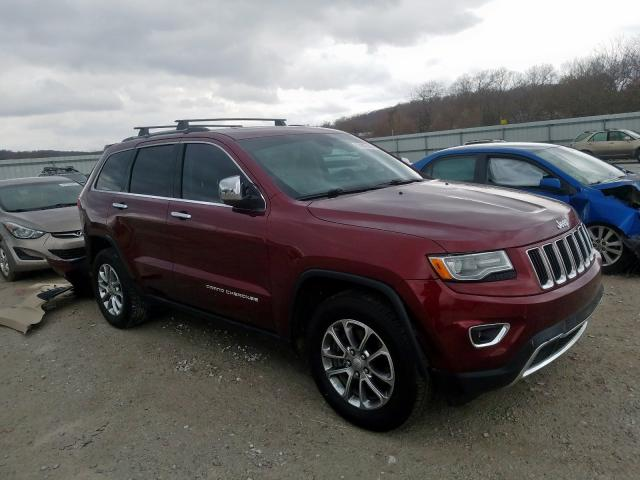 2016 JEEP GRAND CHER - Other View Lot 31807080.