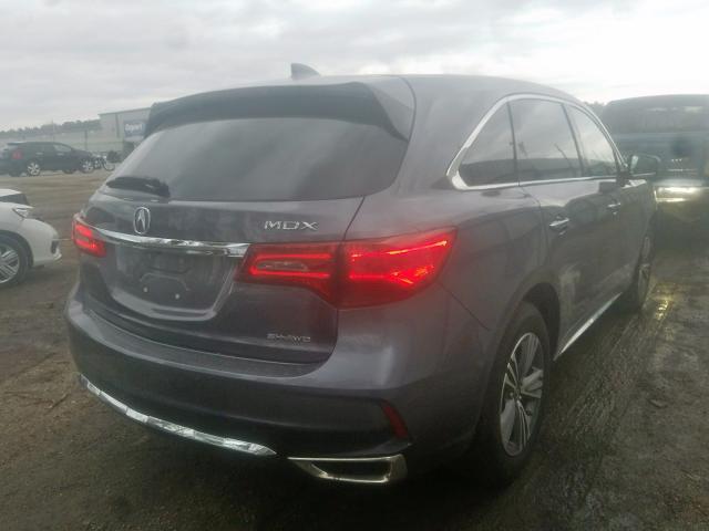 2019 Acura MDX | Vin: 5J8YD4H3XKL032339