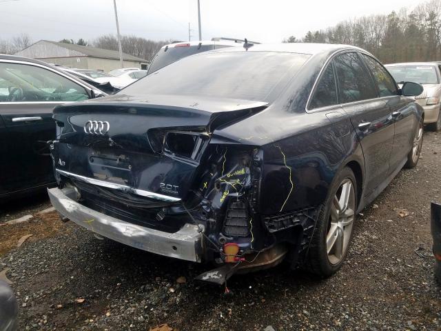 2016 Audi A6 PREMIUM PLUS | Vin: WAUGFAFC3GN096432