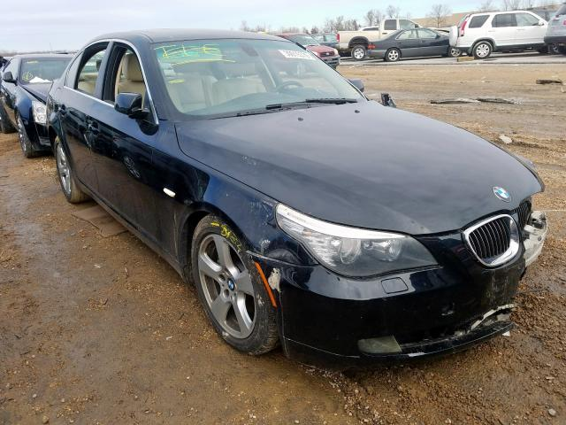 2008 BMW 535 XI en venta en Bridgeton, MO