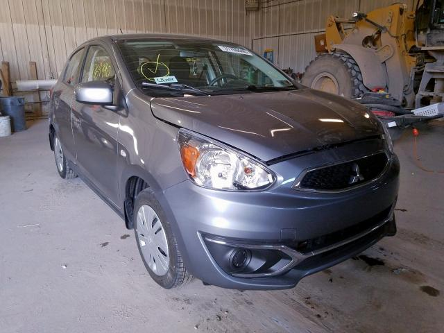 Vehiculos salvage en venta de Copart York Haven, PA: 2019 Mitsubishi Mirage ES
