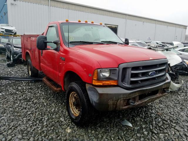 1999 Ford F350 SRW S for sale in Windsor, NJ