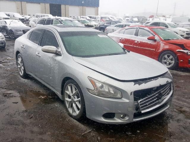 2010 Nissan Maxima S for sale in Woodhaven, MI