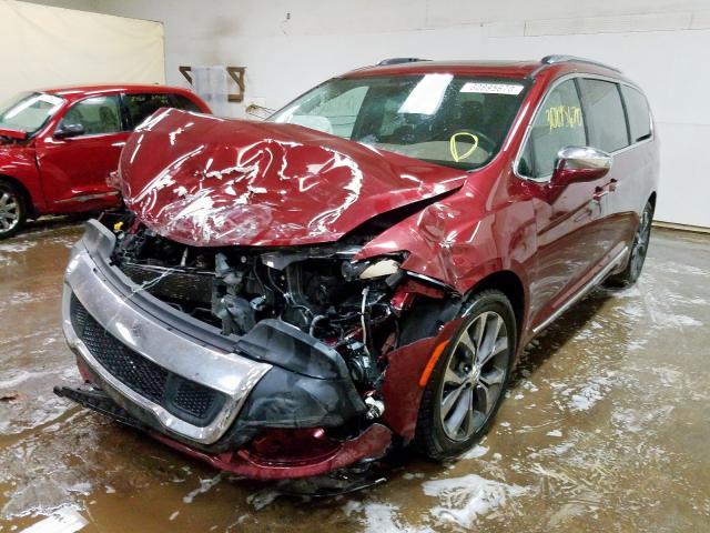 2018 Chrysler PACIFICA | Vin: 2C4RC1GG4JR126666