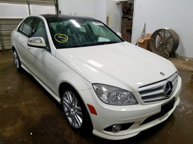 2008 Mercedes-Benz C 300 4matic for sale in Davison, MI
